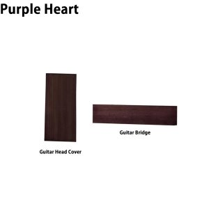 Purple Heart Bridge / Head Cover